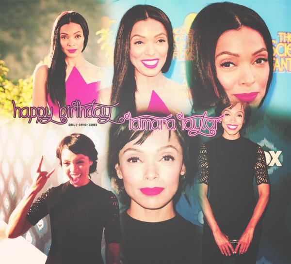 Happy Birthday Tamara ♥