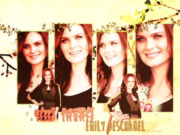 Happy Birthday Emily ♥