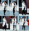 Candids: Zooey et sa fille en promenade à New York le 17/10/15 ♥