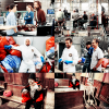 Bones 11x05/ Sleepy Hollow BTS ♥