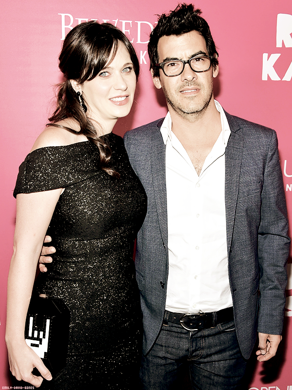 Events: Zooey à la première de Rock The Kasbah le 19/10/15 à New York ♥