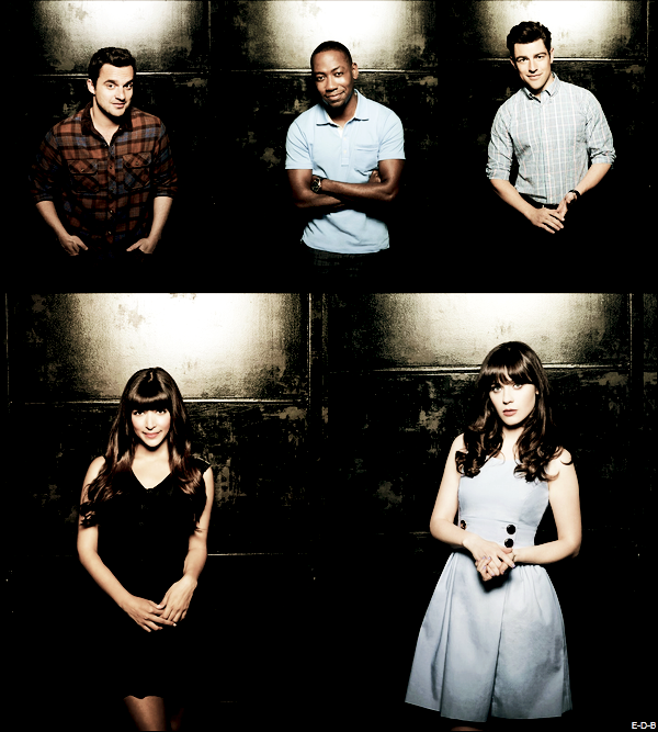 Photos Promos: New Girl Saison 5 ♥