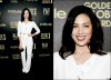"Michaela Conlin au ""Foreign Press Association Hollywood et InStyle Célébration de 2016 Golden Globe Award Season"" le 17/11/15 ♥"