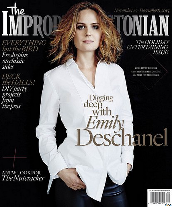 Interview Emily pour Improper 2015 ♥