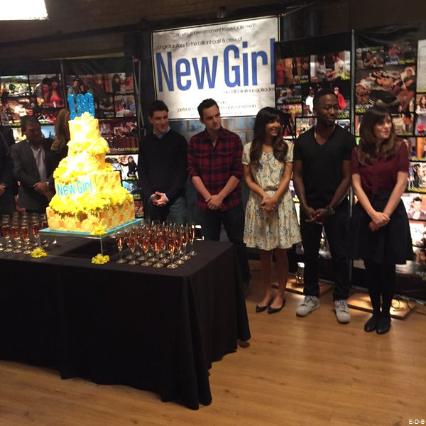 New Girl fête son 100ème épisode le 02/12/15 ♥