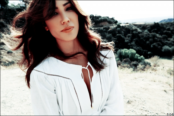 Interview: Michaela Conlin pour The Glass Magazine ♥