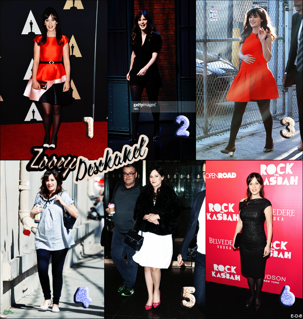 Best Of Tenue Zooey ♥