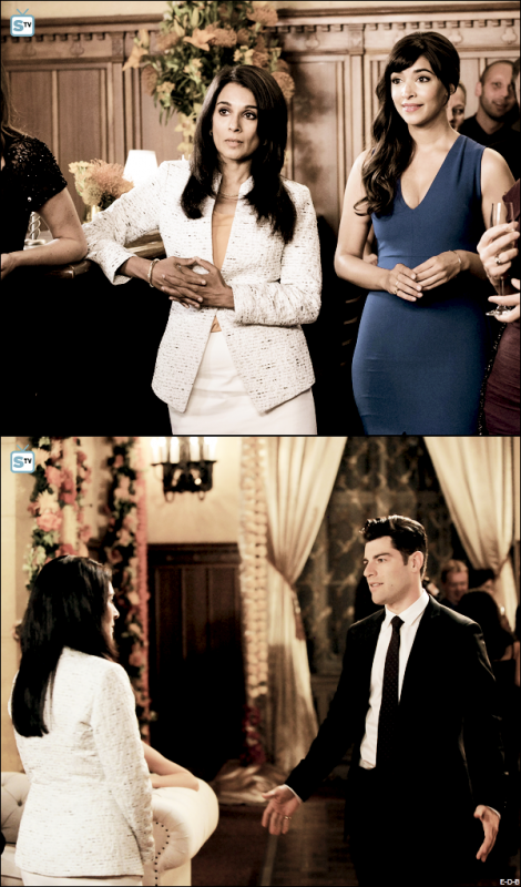 Photos Promos: New Girl 5x01 ♥