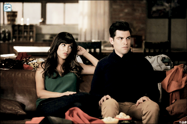 Photos Promos: New Girl 5x03 ♥