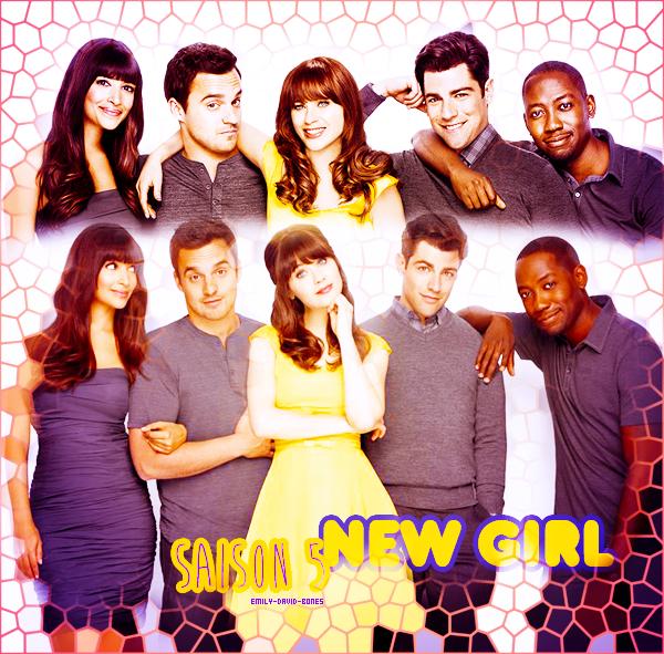 New Girl Saison 5 ♥