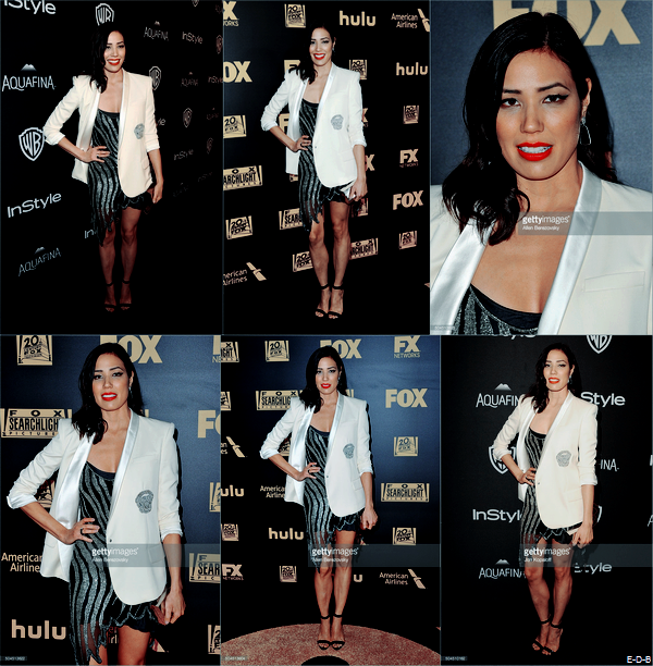 "Events: Michaela au ""The 2016 InStyle And Warner Bros. 73rd Annual Golden Globe Awards"" ♥"