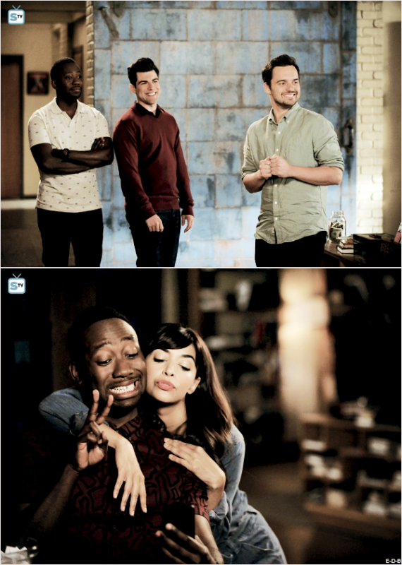 Photos Promos: New Girl 5x04 ♥