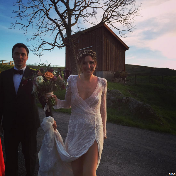 John Francis Daley s'est marié ♥