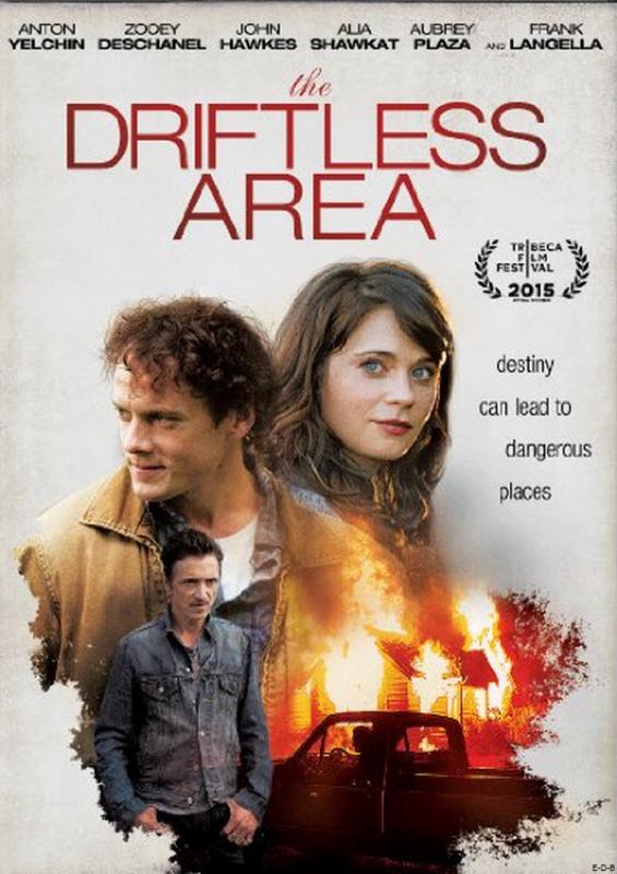 "Zooey Deschanel dans son nouveau film ""The Driftless Area"" ♥"