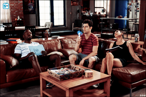 Photos Promos: New Girl 5x09 ♥