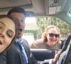 David & Emily selfie avec une fan ♥