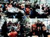 Photos: L'équipe de Bones déjeune avec une fan pour un dîner de charité ♥