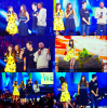 Events: Zooey et l'équipe de New Girl au We Day en Californie ♥