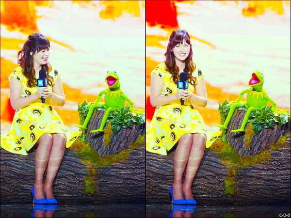 Events: Zooey au We Day (Suite) ♥