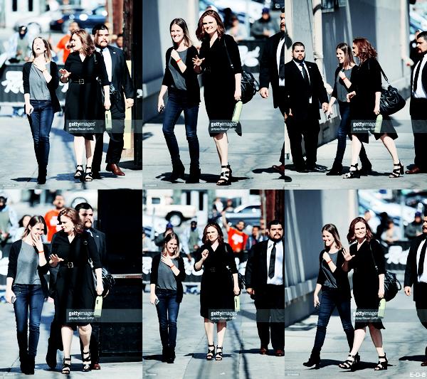 """Events: Emily au """"Jimmy Kimmel Show"""" le 02/05/16 ♥"""