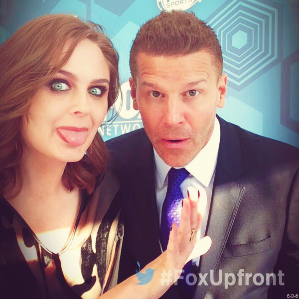 Events: Emily & David au Fox Upfronts 2016 le 16/05/16 ♥