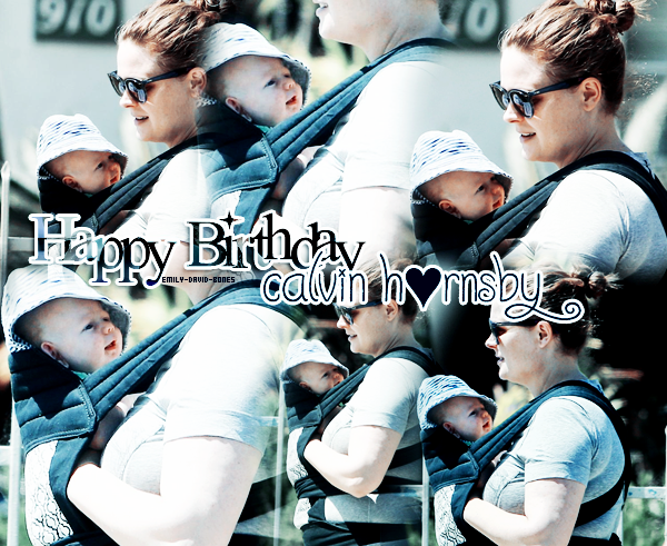 Happy Birthday Calvin ♥