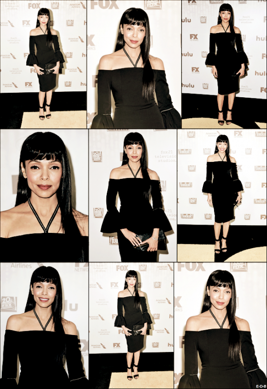 "Events: Tamara au ""FOX And FX's 2017 Golden Globe Awards After Party"" le 08/01/17 ♥"