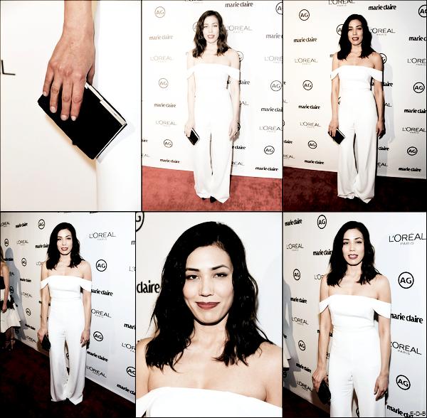 """Events: Michaela au """"Marie Claire's Image Maker Awards 2017"""" le 10/01/2017 ♥"""
