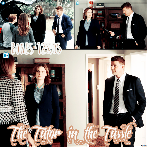"Bones 12x05 Promo ""The Tutor in the Tussle"" (HD)"