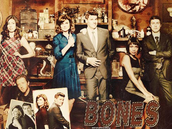 La série Bones