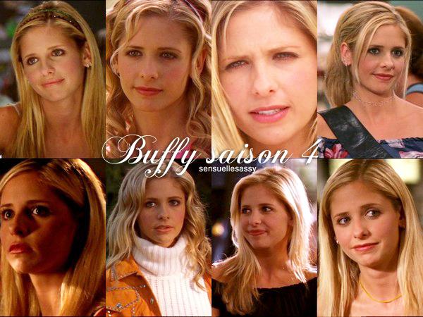 Buffy saison 4