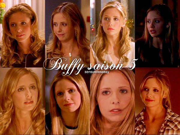 Buffy saison 5