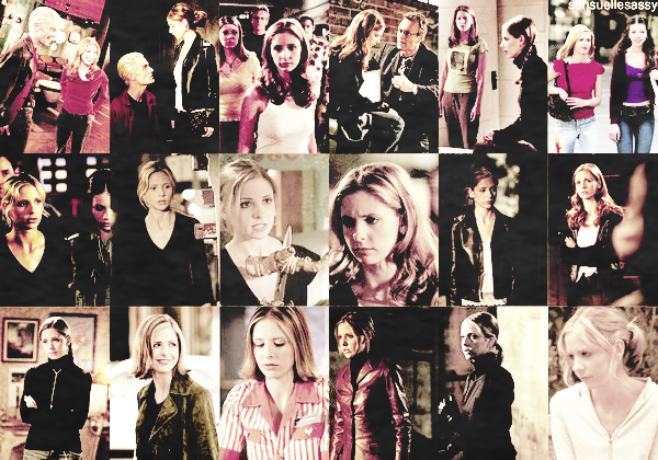 Buffy saison 6