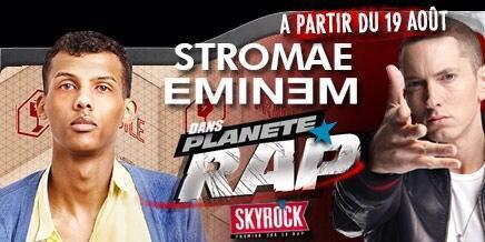 Eminem en interview exclusive sur Skyrock et quelque news sur son prochain album