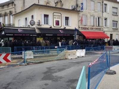 Bordeaux On Tour