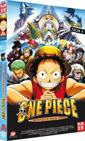Lien du film 4 de One Piece !!! ^^