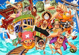 L'épisode of Luffy !! Info !!!