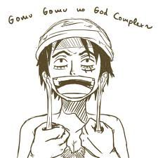 One Piece imitation !!!!! XD