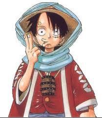 One Piece imitation !!!!! XD