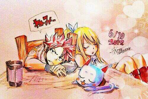 Fairy Tail !