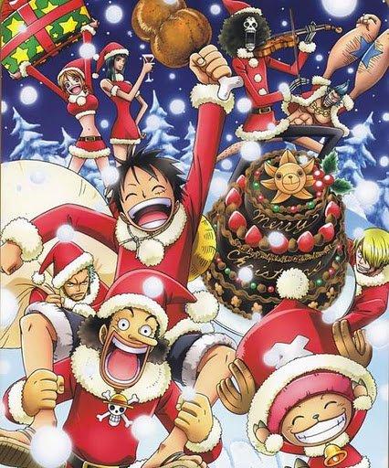 Joyeux Noel !!! Un peu en retard ^^'!