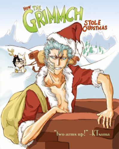 Joyeux Noel!! Bleach!! <3