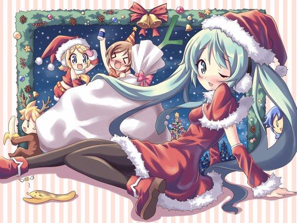 Joyeux Noel !! une dernière fois ;)