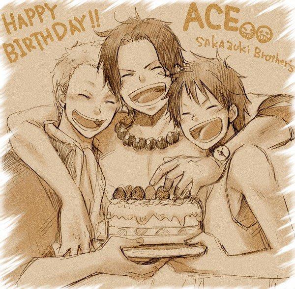 Joyeux Anniversaire Ace !! <3
