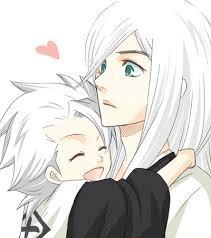 Ukitake et Toshiro !! ;)
