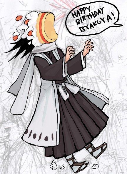 Anniversaire de Byakuya !!^^