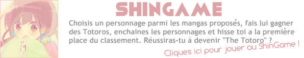 ShinGame ♥