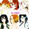 Manga K-on!
