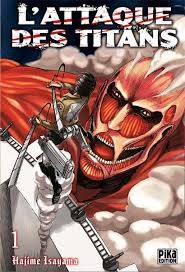 L'attaque des Titans !