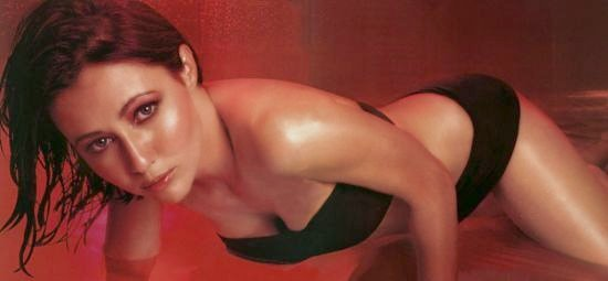Shannen Doherty 40 ans